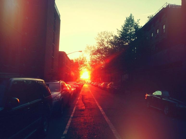 Cobble Hill Sunset
